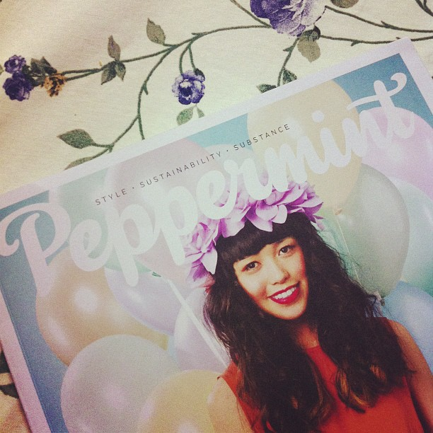 Peppermint Magazine Summer 2012