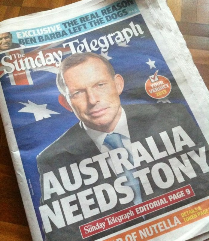 The Sunday Telegraph (September 1, 2013)